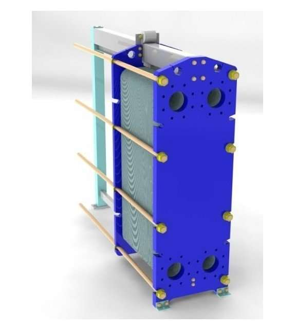 Heat Exchanger for Brewing