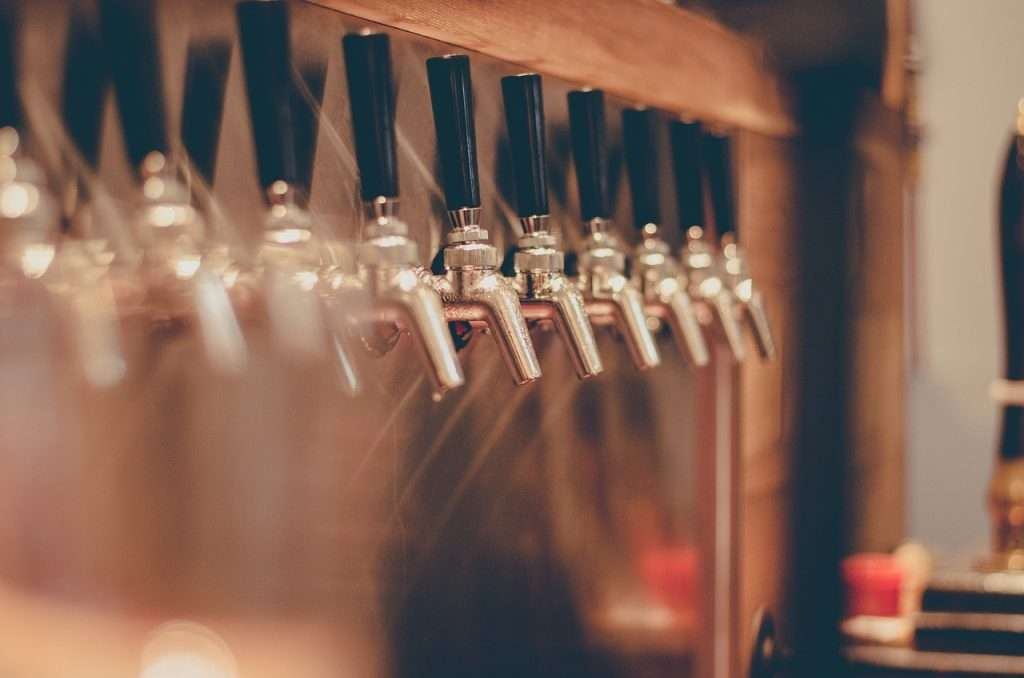 Hyper Local Brewing - How Many Beer Taps?